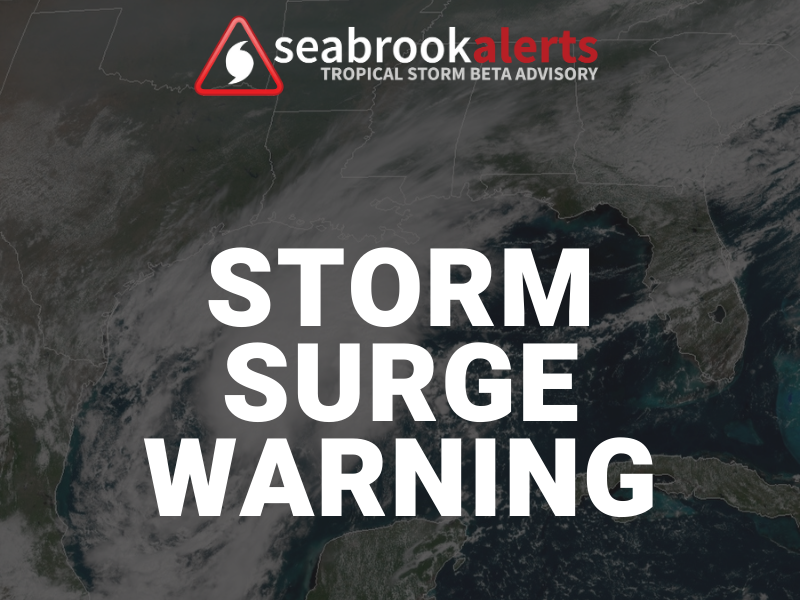 Storm Surge Warning - FB