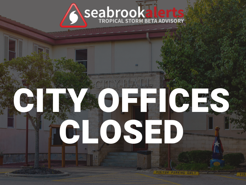 City Offices Closed  - FB