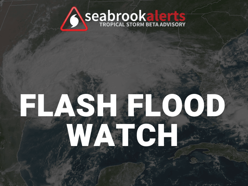 Flash Flood Watch - FB