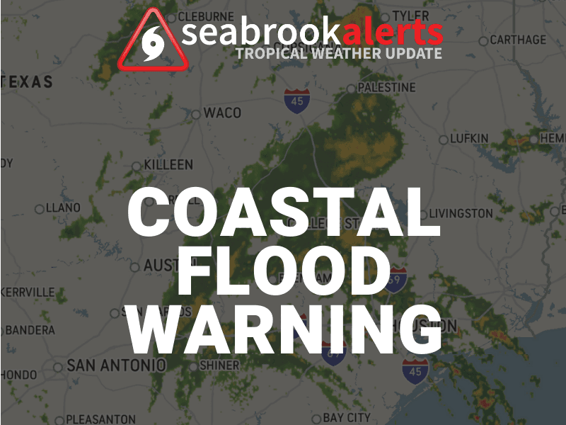 Coastal Flood Warning - FB