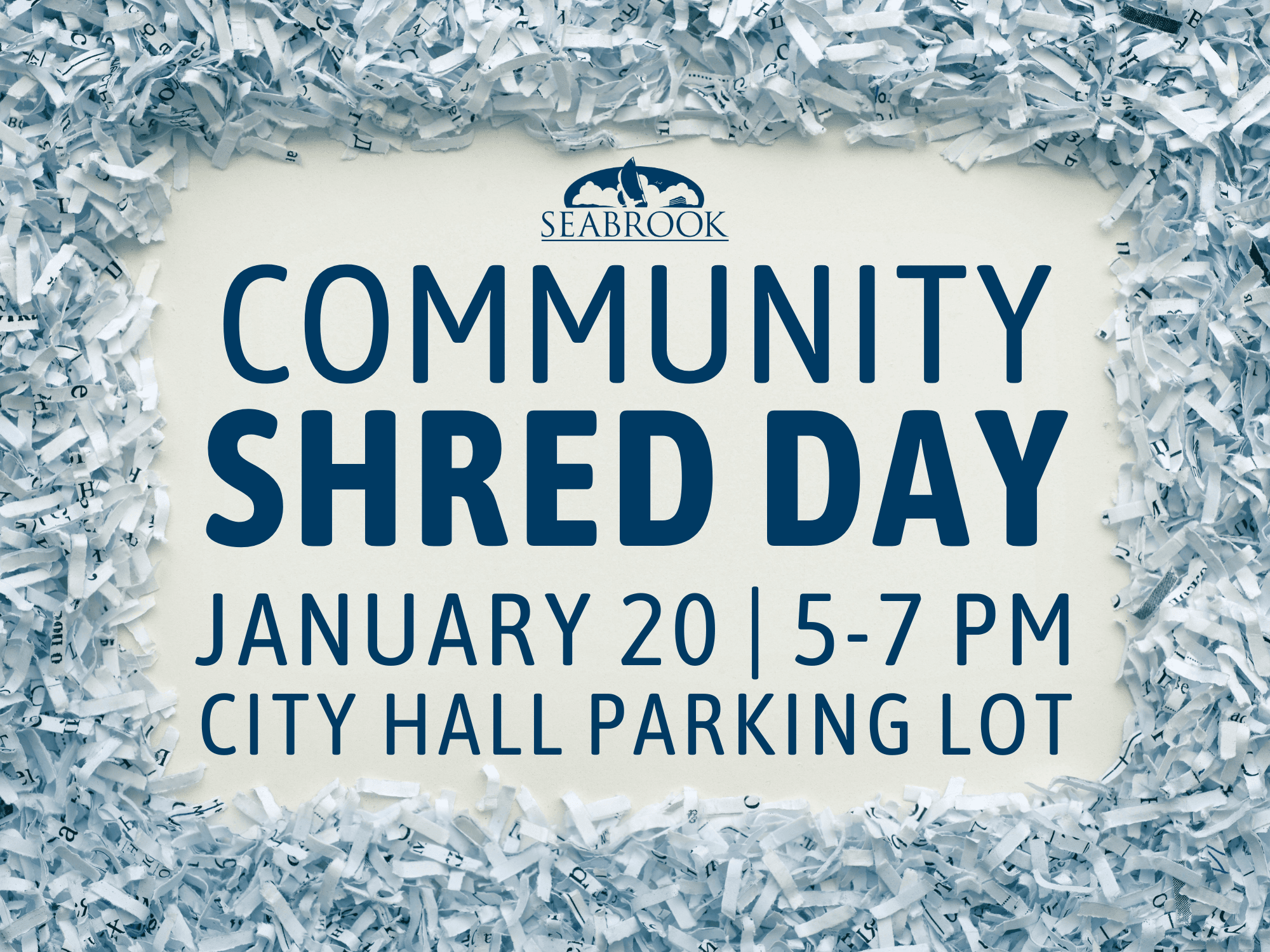 Community Shred Day 2021