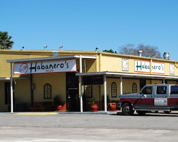 Habaneros store front