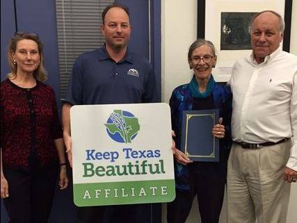 Keep Texas Beautiful Affiliation