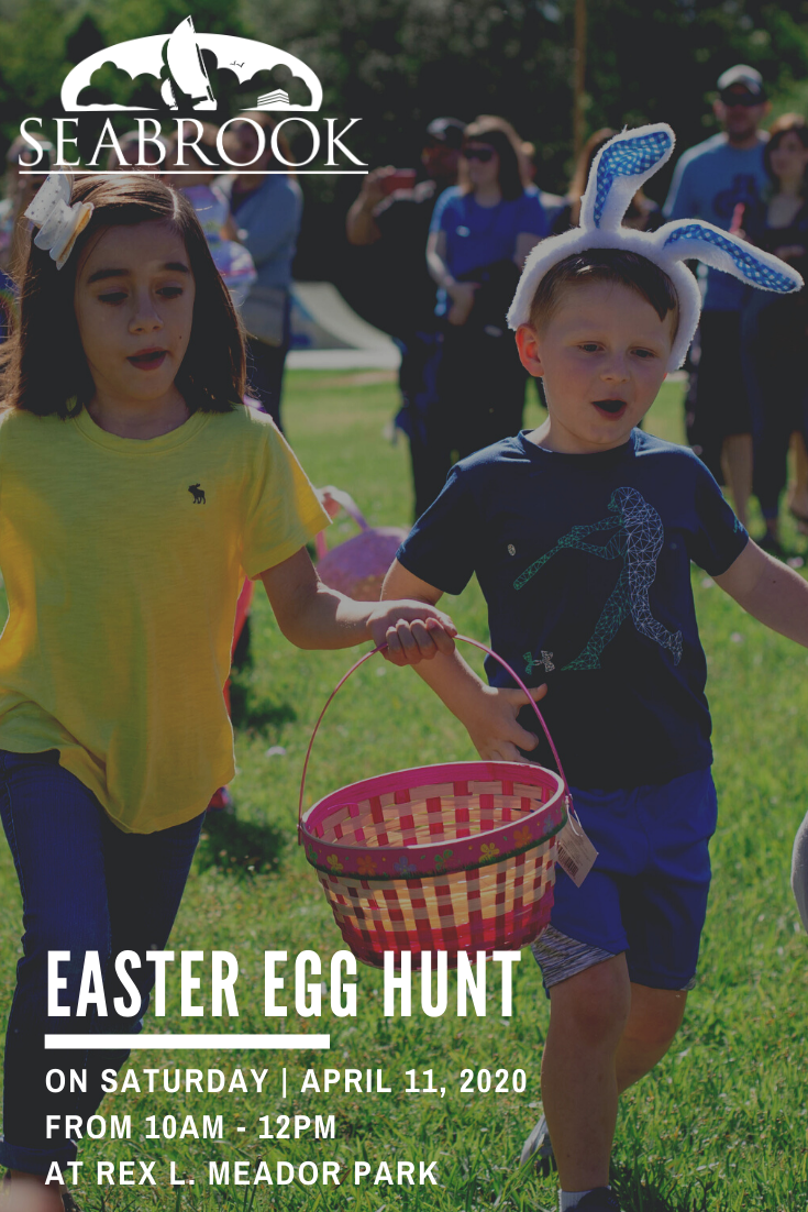 Easter Egg Hunt - 2019