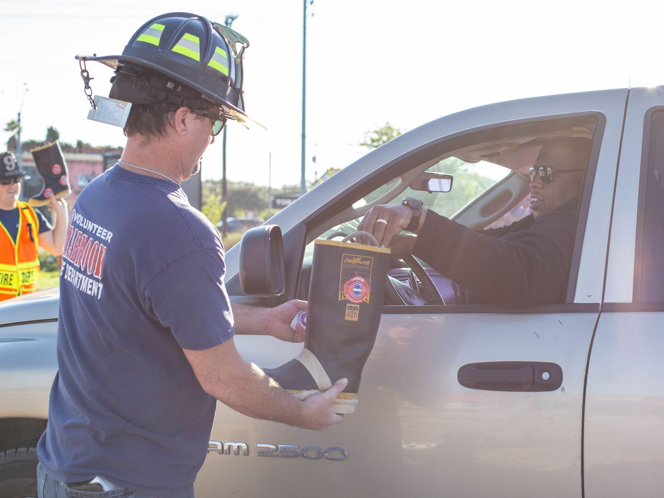 SVFD Fill the Boot
