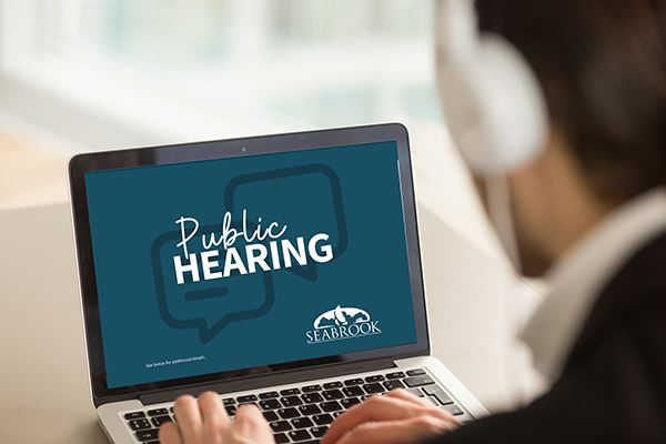Public Hearing Notice Graphic