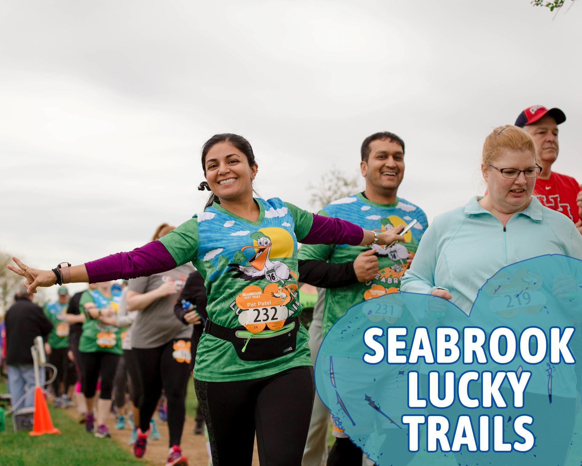 Seabrook Lucky Trails