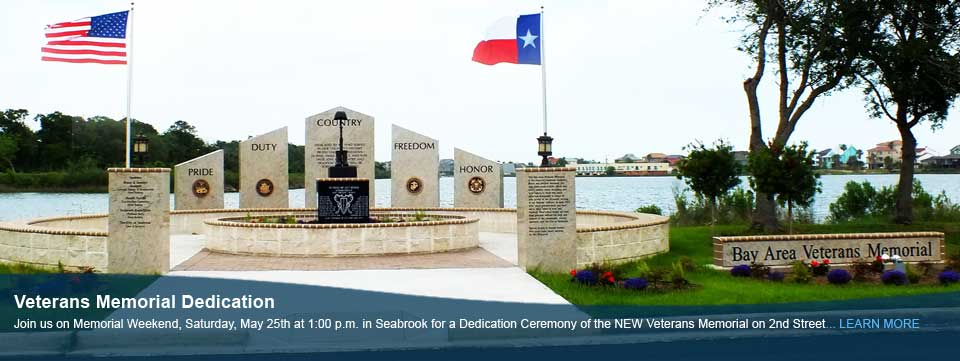 Veterans Memorial Dedication