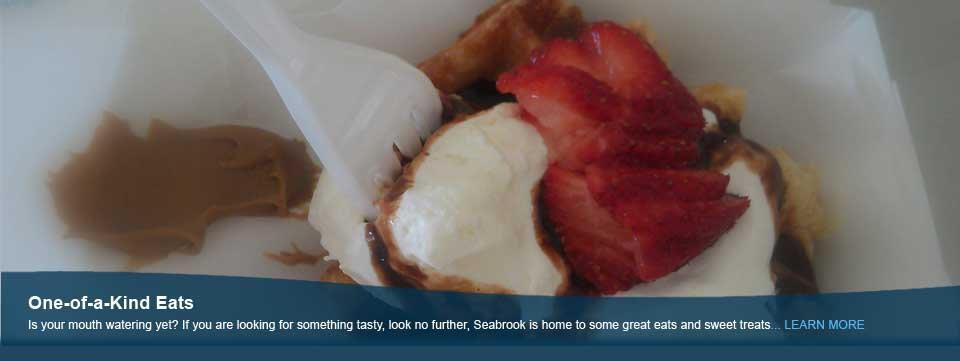 Dine in Seabrook