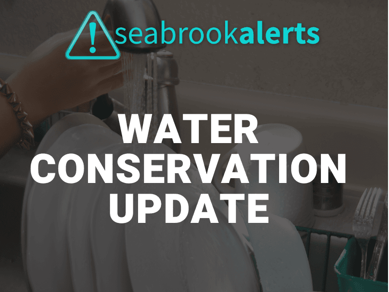Water Conservation Update