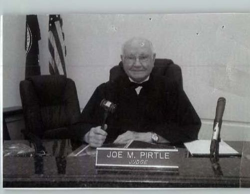 Judge Joe M. Pirtle