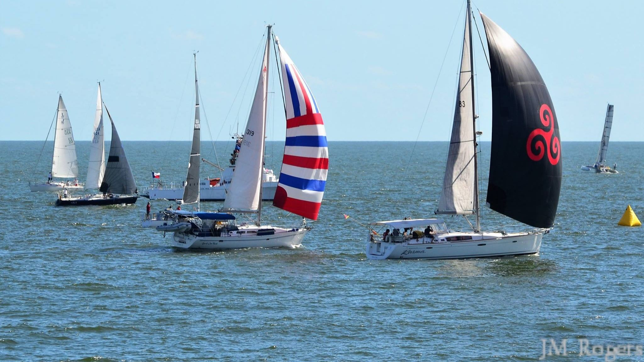 Harvest Moon Regatta